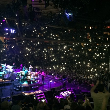 Review Bruce Springsteen And The E Street Band Madison Square Garden March 28 2016 Caryn